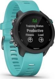 Smartwatch Garmin SMARTWATCH FORERUNNER 245MUSIC/BLACK/AQUA 010-02120-32 GARMIN