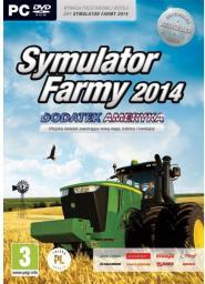 Symulator Farmy 2014 Dodatek Ameryka