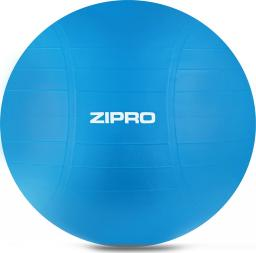 Zipro Piłka gimnastyczna Anti-Burst wzmocniona blue 65cm