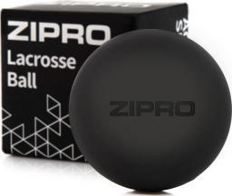 Zipro Piłka do masażu Lacrosse black