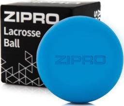 Zipro Roller piłka do masażu lacrosse blue