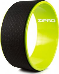 Zipro Koło do jogi lime green