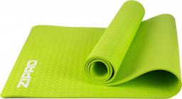 Zipro Mata do ćwiczeń 6mm lime green
