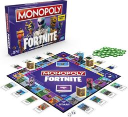 Hasbro Gra Monopoly Fortnite
