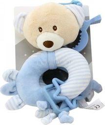 Axiom New Baby Zawieszka z dodatkami-Miś 17 cm