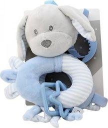 Axiom New Baby Zawieszka z dodatkami-Piesek niebieski