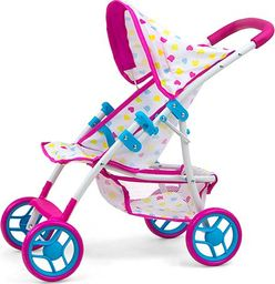 Milly Mally Wózek dla lalek Natalie Candy