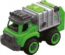 Dromader Pojazd Śmieciarka do skręcania na radio