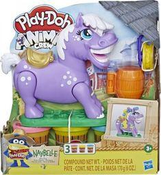 Hasbro PlayDoh Zestaw z ciastoliną Farma Kucyk Wystawowy (E6726)