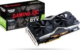 Karta graficzna Inno3D GeForce RTX 2060 SUPER Gaming OC X2 8GB GDDR6 (N206S2-08D6X-17311165)