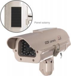 CEE Atrapa kamery Solarna migajaca LED (SOL1500)