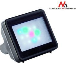 Maclean Symulator telewizora TVSYM01 Czarny