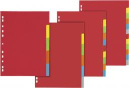 Pagna Przekładka indeksująca A4 10tlg. 5-farbig