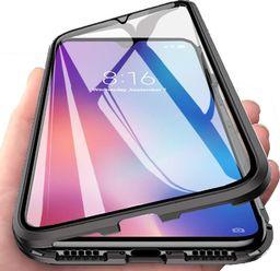Etui Magnet Front+Back Redmi Note 8 Pro - Black