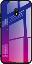 Etui Gradient Xiaomi Redmi 8A - Pink-Violet uniwersalny