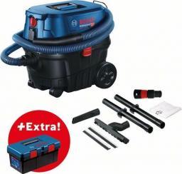Bosch odkurzacz GAS 12-25 PL + skrzynka narzędziowa (0615990L2G)