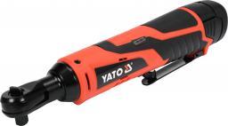Yato klucz udarowy kątowy grzechotka 12V LI-ION (YT-82902)