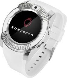 Smartwatch Roneberg R08 Czarno-srebrny  (R08)