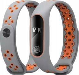 Smartband Roneberg R2D Pomarańczowo-szary