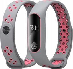 Smartband Roneberg R2D Różowo-szary