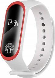 Smartband Roneberg R2S Biało-czerwony