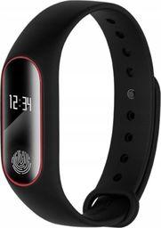 Smartband Roneberg R2S Czarno-czerwony