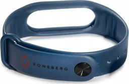 Roneberg Pasek do smartbanda Roneberg R3 : KOLOR - GRANATOWY