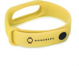 Roneberg Pasek do smartbanda Roneberg R2 : KOLOR - ŻÓŁTY