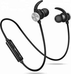 Słuchawki Roneberg Douszne bezprzewodowe słuchawki do biegania RLY1 : KOLOR - CZARNY