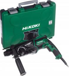 Hitachi młotowiertarka z opcją kucia 830W 3,4J UVP (DH28PCY2WSZ)
