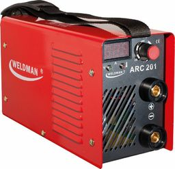 Weldman SPAWARKA INVERTER WELDMAN ARC-201 D103001