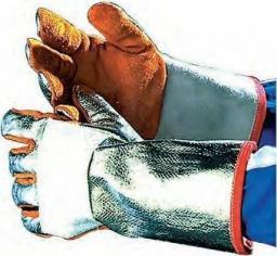 Weldline rękawice spawalnicze STOPCALOR (W000010420)