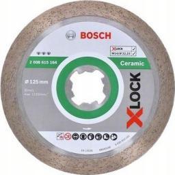 Bosch Best for Ceramic, tarcza diamentowa 125x22 (2608615164)