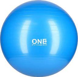 One Fitness Piłka do ćwiczeń Gym Ball 10 55cm blue