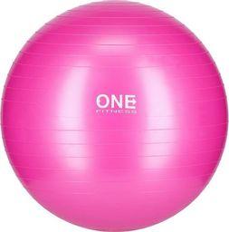 One Fitness Piłka do ćwiczeń Gym Ball 10 55cm pink