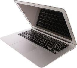 "Laptop Apple Apple MacBook Air A1466 13.3"" i5-5350U 8GB 500SSD 1440x900 Klasa A Mac OS uniwersalny"