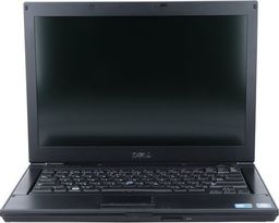 Laptop Dell Dell Latitude E6410 Intel i5-520M 4GB 120GB SSD 1280x800 Klasa A- Windows 10 Professional uniwersalny