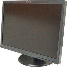 Monitor Lenovo Monitor Lenovo LT2252p LED 22'' 1680x1050 DVI DisplayPort Czarny Klasa A uniwersalny