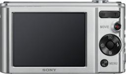Aparat cyfrowy Sony DSC-W800S silver (DSCW800S.CE3)