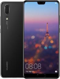 Smartfon Huawei P20 128 GB Dual SIM Czarny