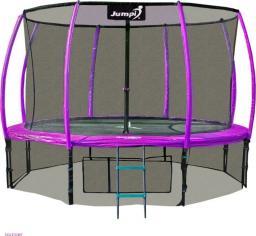 Jumpi Trampolina Ogrodowa 312cm/10ft fioletowa Maxy Comfort
