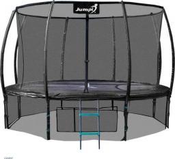 Jumpi Trampolina Ogrodowa 312cm/10ft czarna Maxy Comfort Plus