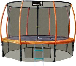 Jumpi Trampolina Ogrodowa 312cm/10ft pomarańczowa Maxy Comfort