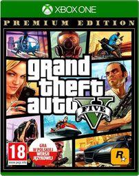 *Gra XOne Grand Theft Auto V Premium Ed. PL -5026555362498