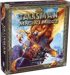 Galakta Talisman Magia i Miecz - Smoki