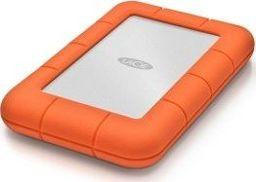 Dysk zewnętrzny LaCie HDD Rugged Mini 5 TB Pomarańczowy (STJJ5000400)