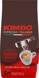KIMBO Kawa ziarnista 250g 20% Robusta, 80% Arabica