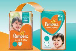 Pampers Pieluchy Sleep&Play VP Junior 5 (11-16 kg) 42 szt.