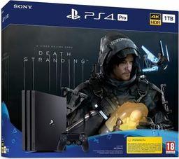 Sony Playstation 4 Pro 1TB + Gra Death Stranding