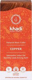 Khadi Henna do włosów Miedziana 100g